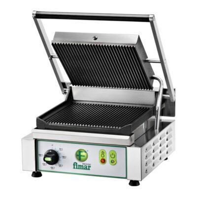Cast Iron Electrical Grill PE25 Fimar